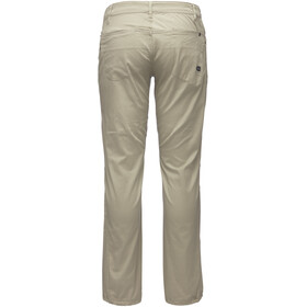 Black Diamond Credo Pants Herre dark cley